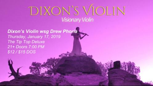 Dixon's Violin Tip Top